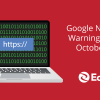 Google Chrome Not Secure Warnings for HTTP websites coming October